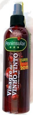 Vinaigre de vin rouge en spray - Product