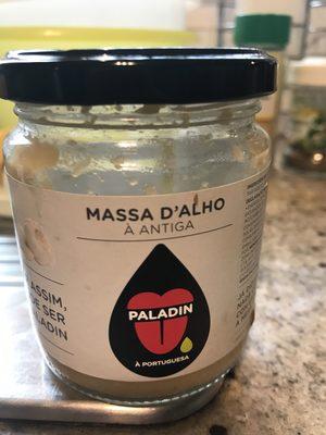 Massa De Alho Paladin - Produit