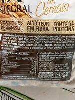 Cereal Mix integral - Ingrediënten