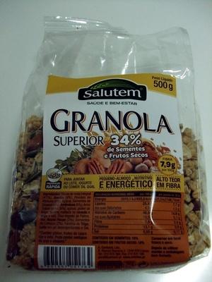 Granola superior - Produit