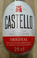 Agua Castelo Six Pack (24) - Product