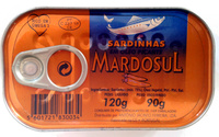 Sardines à l'huile épicée - Produto - pt