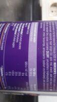 10 salchichas frankfurt - Valori nutrizionali - es