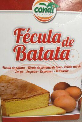 Fecule de pomme de terre - Produit - fr