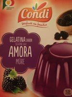 Gelatina sabor Amora - Produit - fr
