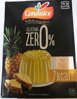 Gelatina zero - Produit - es