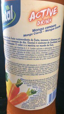 Sumo Santal Active Drink Manga Cen - Produit - fr