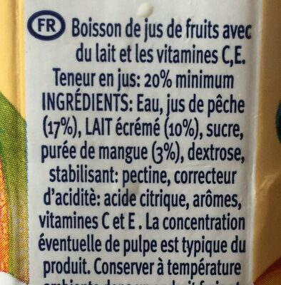 Santal plus - Ingrédients - fr