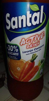 Santal Active Drink - Produit