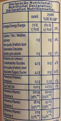 Active drink Laranja cenoura - 3