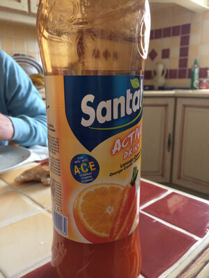 Active drink Laranja cenoura - Produit