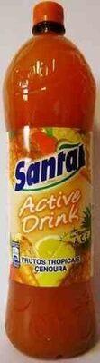 Sumo S / Gas Vitamina Frutos Exoticos / Cenoura - Produit - fr