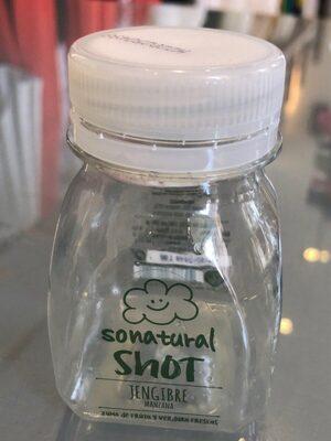 Sonatural Shot - Product