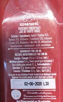 Very berry smoothie - Informations nutritionnelles - fr