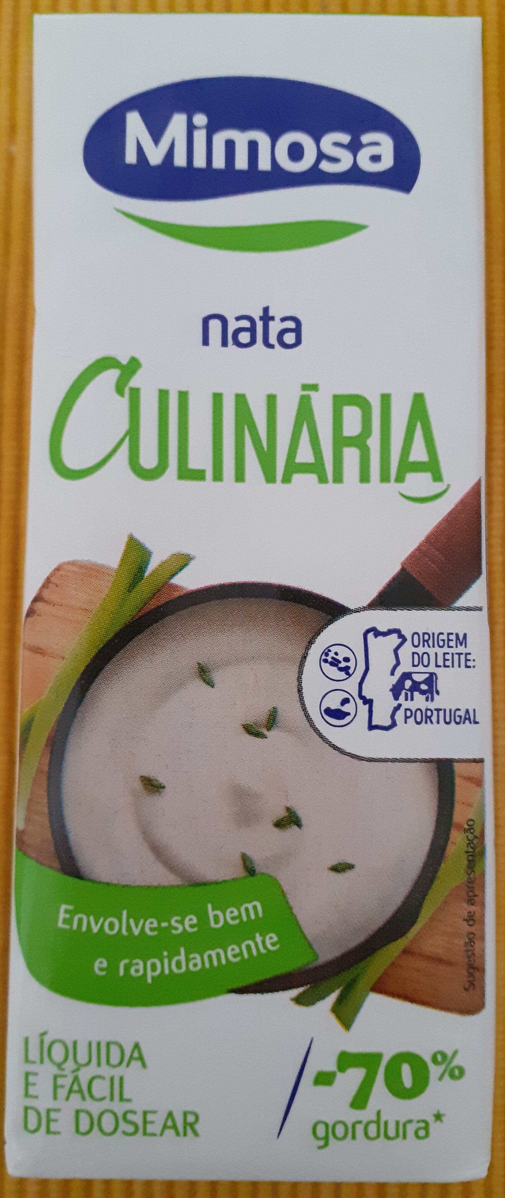 Nata culinária - Product - pt