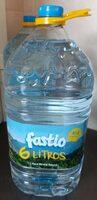 Agua Fastio 6 Litros CX / 2 Un - Product - fr