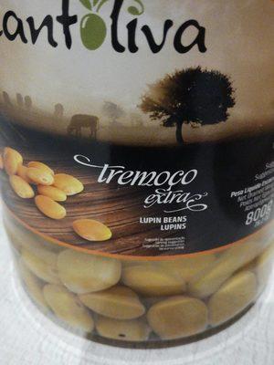 Tremoço - Lupinen - Produit