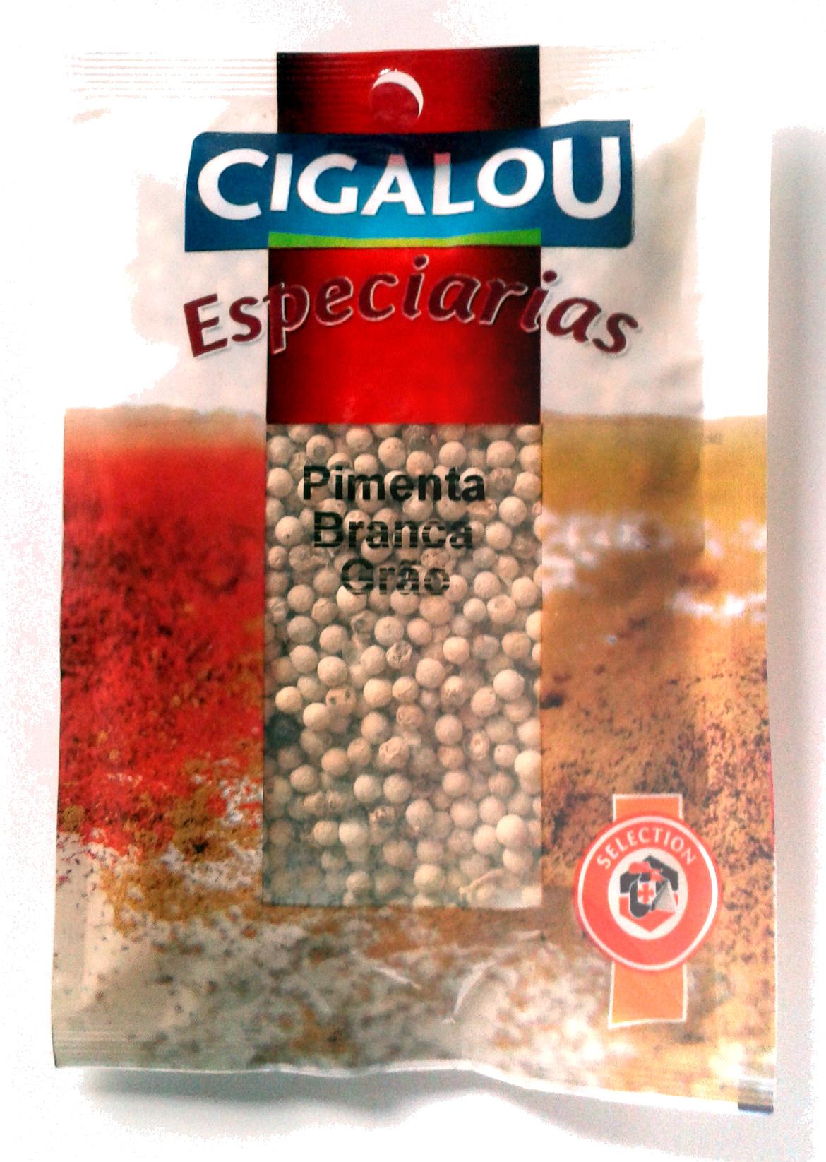 Pimenta branca - Product