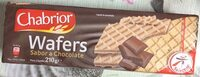 Bolacha Waffer Chocolate - Producte - pt