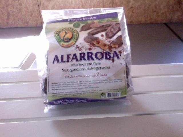 Biscoitos Integrais de Alfarroba - Ingredients