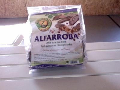 Biscoitos Integrais de Alfarroba - Nutrition facts
