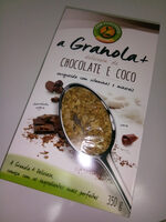 Granola Chocolate e Coco - Product - pt