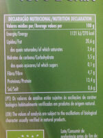 Cem Porcento Hambúrguer Proteico Tofu e Chia - Nutrition facts - pt
