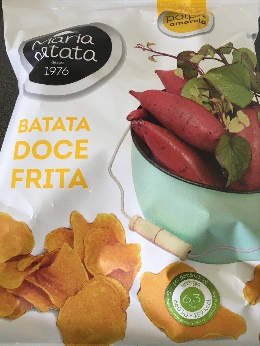 Batata doce frita - Produto - fr