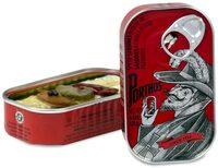 Porthos Sardinha Azeite Condimentos - Product - pt