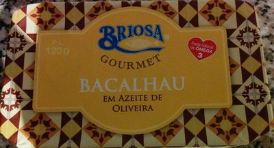Morue à l'huile d'olive - Product