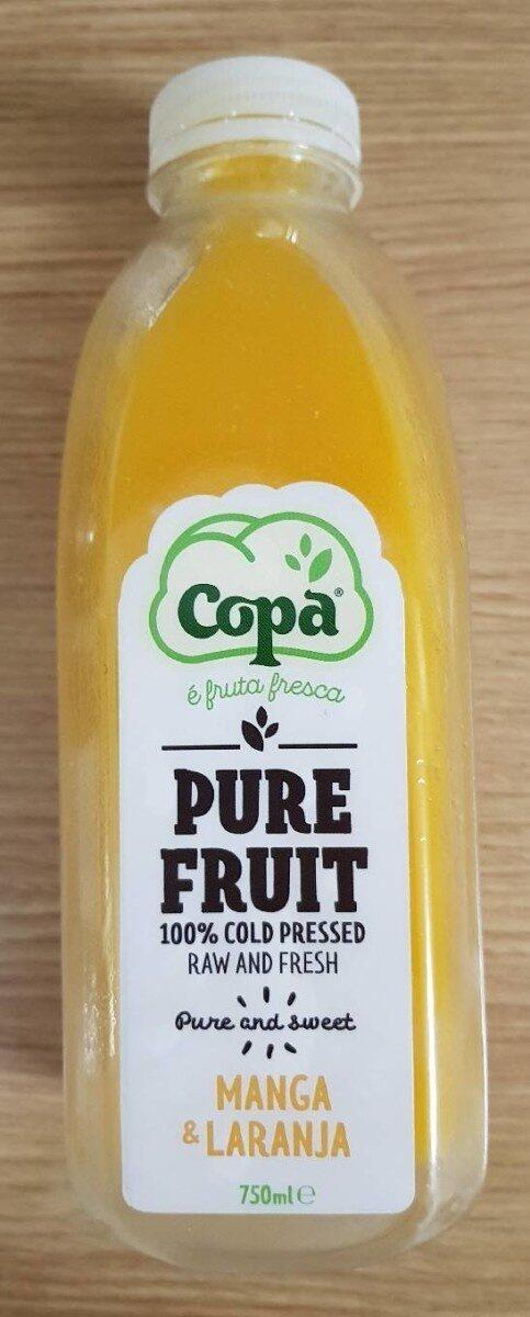 Pure Fruit - Product - es