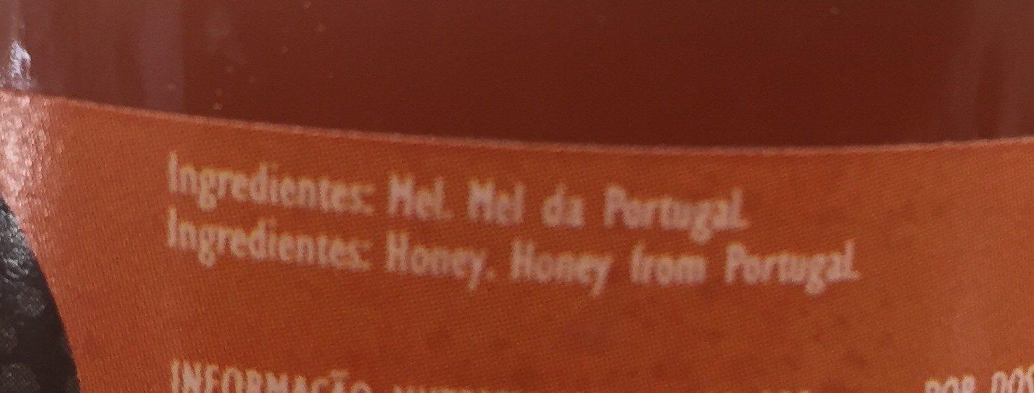 Mel de portugal - Ingrédients