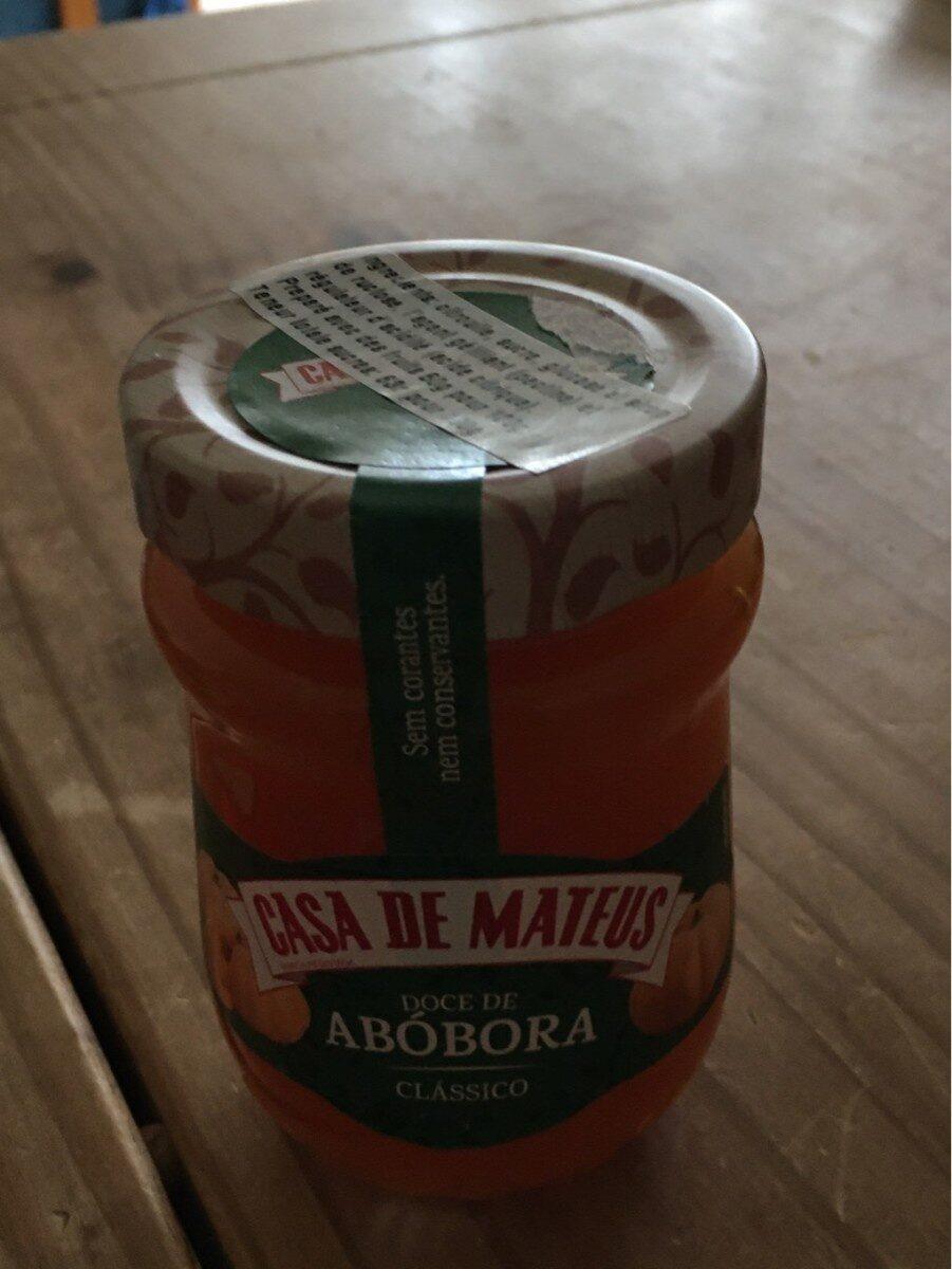 Doce de abobora - Prodotto - fr
