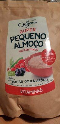 Pequeno Almoço Instantâneo - Vitaminas - Produit