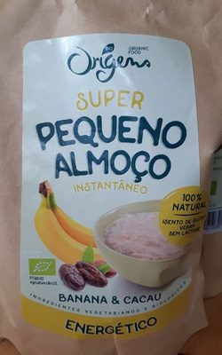 Super Pequeno Almoço - Energético - Produit