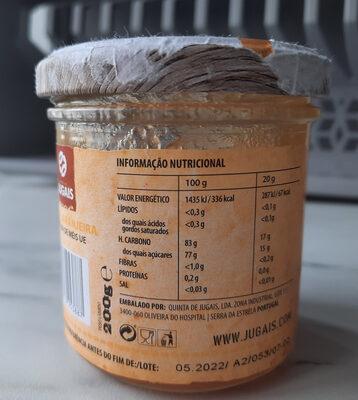 mel laranjeira - Ingrédients - pt