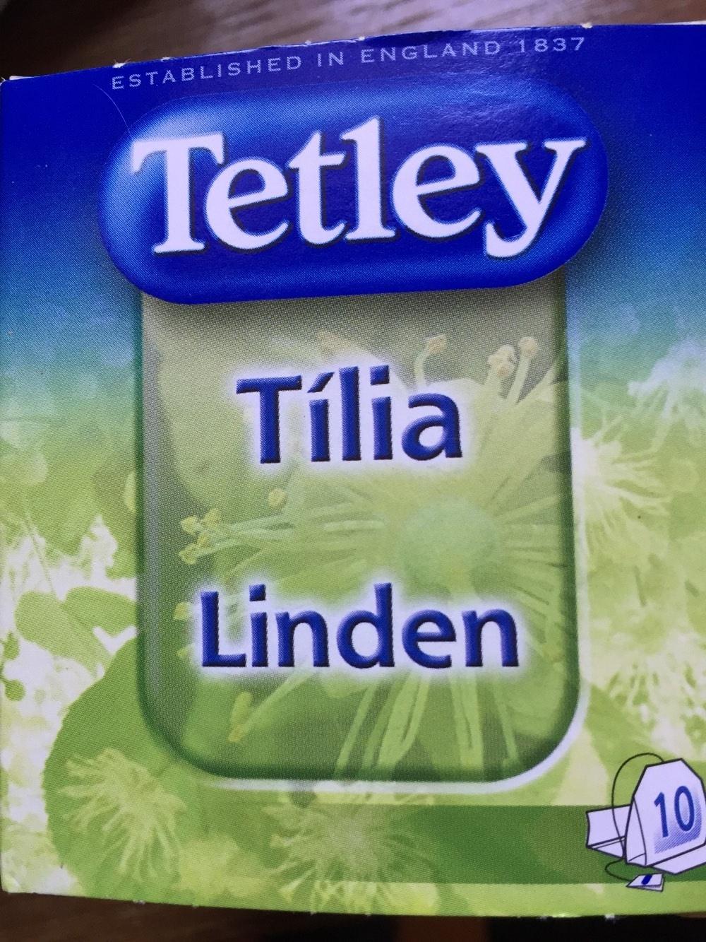 Tília - Infusão de ervaa - Product - fr