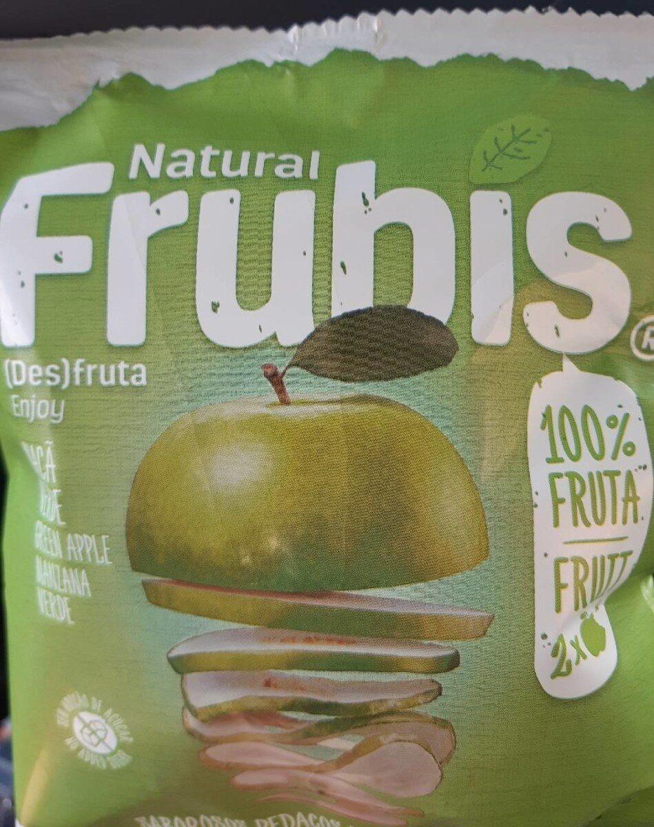 Natural frubis - Produit - fr