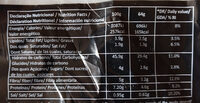 Pão de Mistura Trigo e Centeio - Nutrition facts - pt