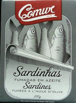 Sardines - Produit - fr