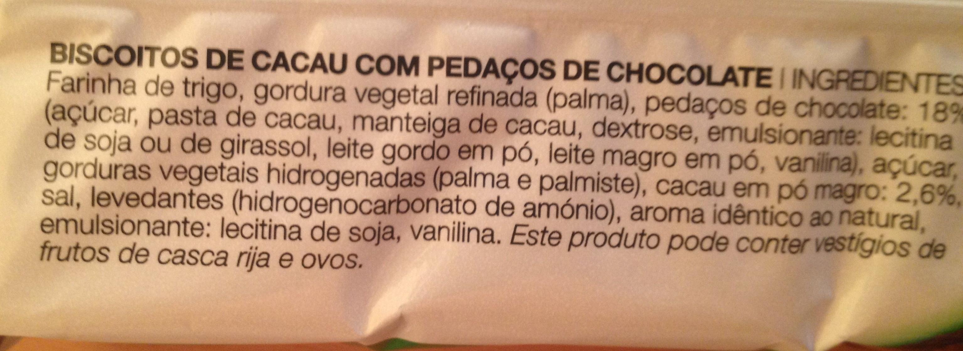 Brownies - Ingredients