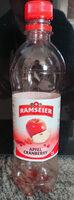Apfel Cranberry - Product - fr