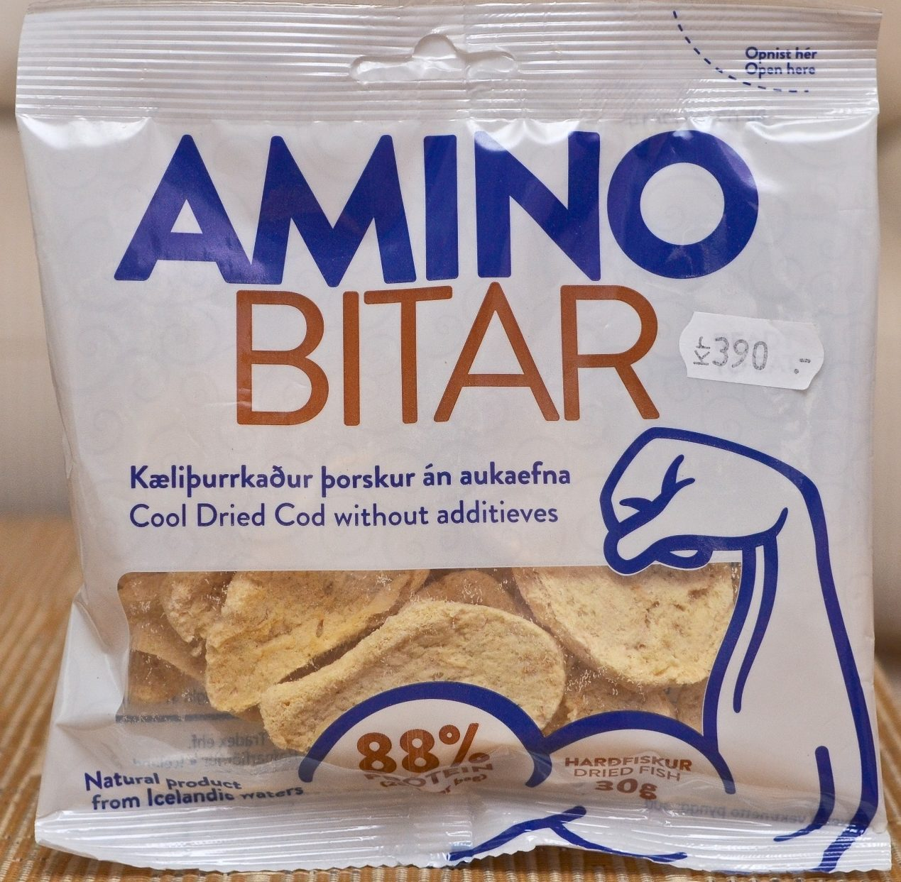 Amino Bitar - Product - is