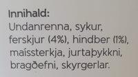 Skyr - Ingredients - is