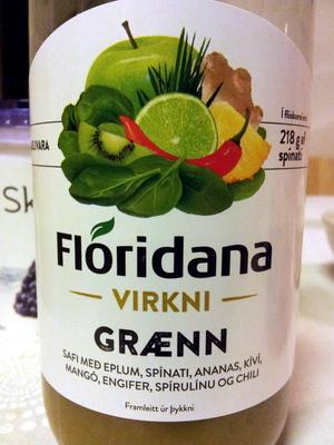 Floridana Virkni Graenn - Product