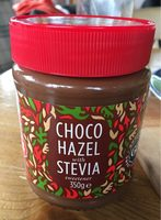 Choco hazel with stevia - Produit - en