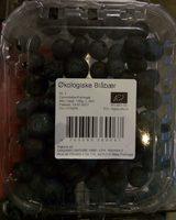 Økologiske Blåbær - Produkt - da