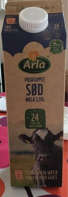 Sød Mælk - Product - en