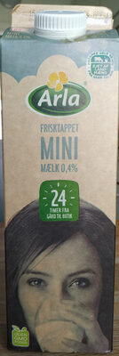 Frisktappet Mini Mælk - Product - fr