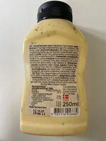 Cremet bearnaise sauce - Ingredienti - da